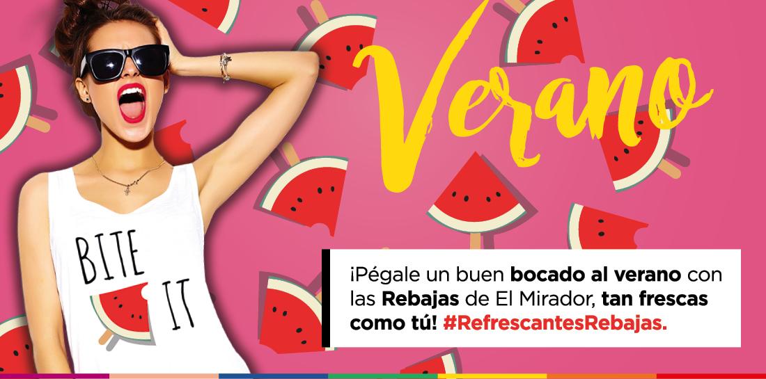 Rebajas - El Mirador de Cuenca