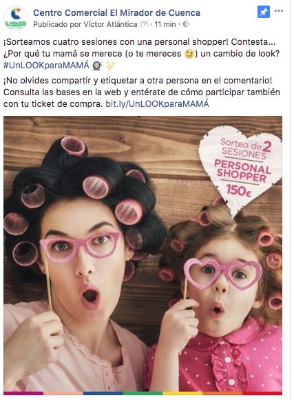 #UnLOOKparaMAMÁ - El Mirador de Cuenca