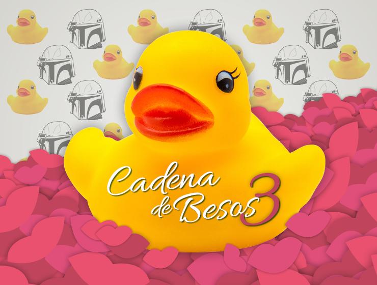 Cadena de Besos 3 - El Mirador de Cuenca