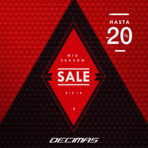Mid Season Sale Décimas