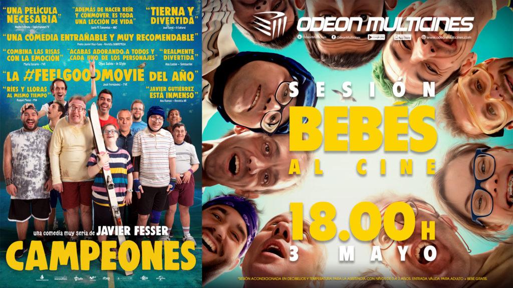 Bebés al Cine - El Mirador CAMPEONES