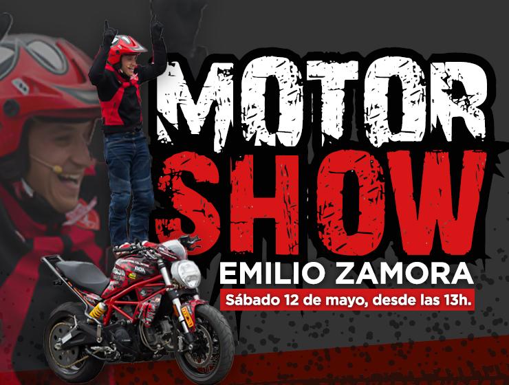 Motorshow Emilio Zamora - El Mirador de Cuenca