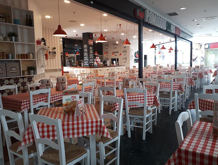 Restaurante Pomodoro - El Mirador de Cuenca