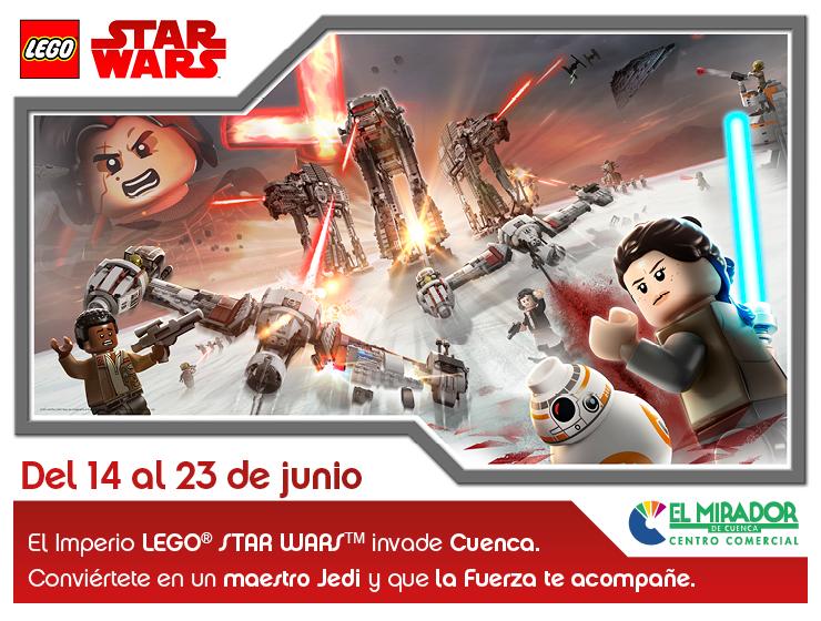 LEGO€ Star Wars - El Mirador de Cuenca
