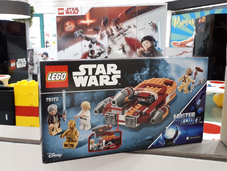 El Mirador de Cuenca - Lego Star Wars
