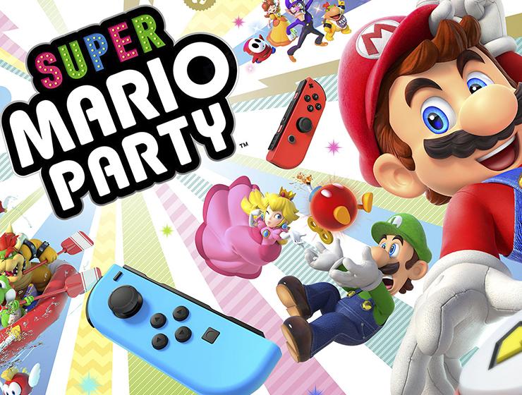 Estas Navidades Espacio De Juego Super Mario Party El Mirador