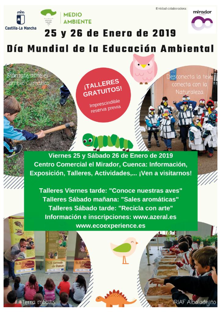 Imagen para ilustrar el Día Mundial de la Educación Ambiental en Cuenca